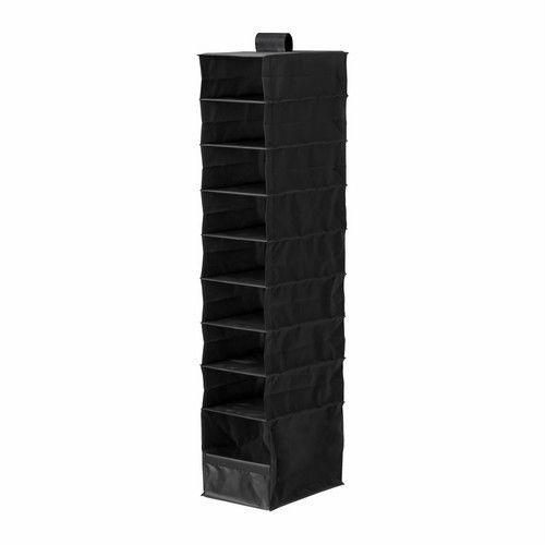 14 99 Ikea Hanging Organizer 9 Compartment 47 Closet Storage