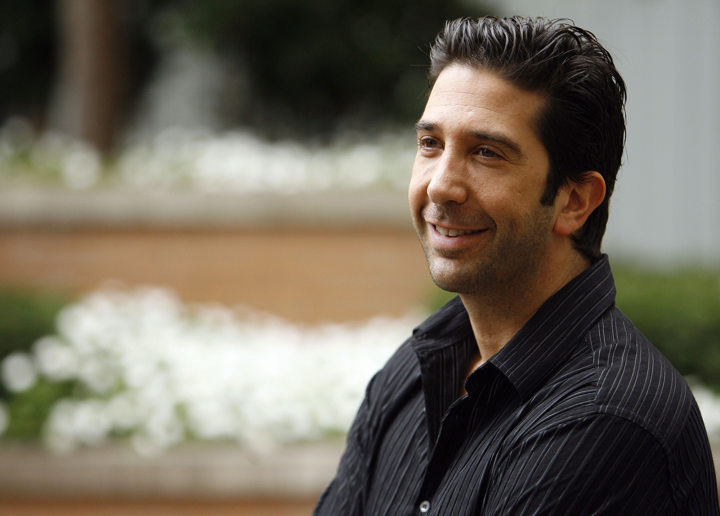 David Schwimmer: $80 million Photo: Reuters  via @AOL_Lifestyle Read more: http://www.aol.com/article/2016/05/02/how-much-each-friends-star-is-worth-today/21368953/?a_dgi=aolshare_pinterest#fullscreen