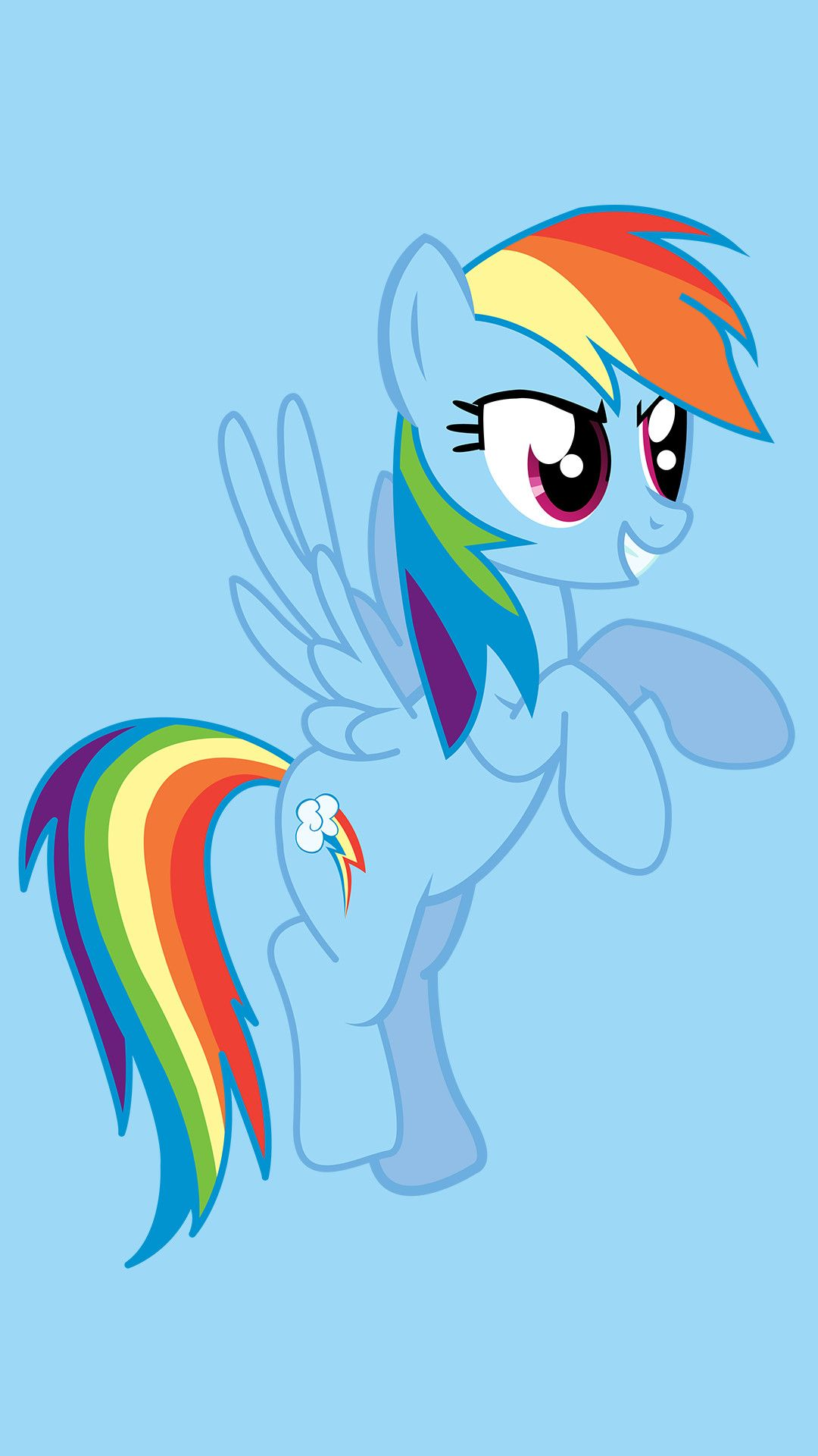 Rainbow Dash My Little Pony Wallpaper Rainbow Dash My Little