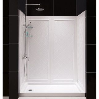 For Dreamline Qwall 5 Shower Backwall Kit Get Free Shipping At