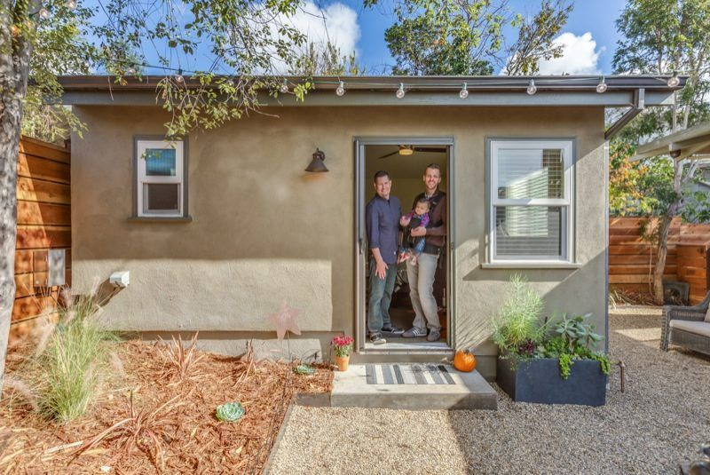 250 Sq. Ft. Backyard Tiny House by New Avenue Homes ...