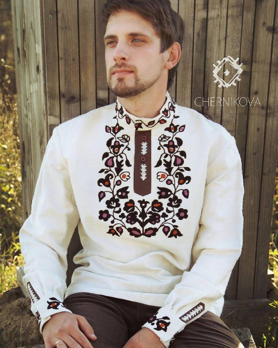 Колекція чоловічих сорочок  chernikova  chernikova brand  embroidery   menstyle  folkwear  вишиванка  етно 0ef2921776780