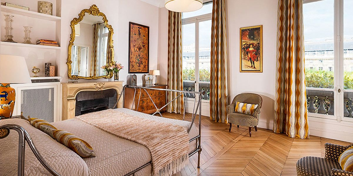Awesome Download Parisian Style Bedroom | Home Intercine
