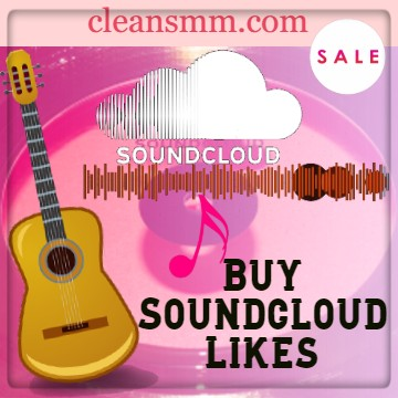 Buy SoundCloud Likes - Clean SMM #programingsoftware