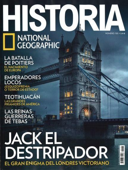HISTORIA NATIONAL GEOGRAPHIC   Historia national