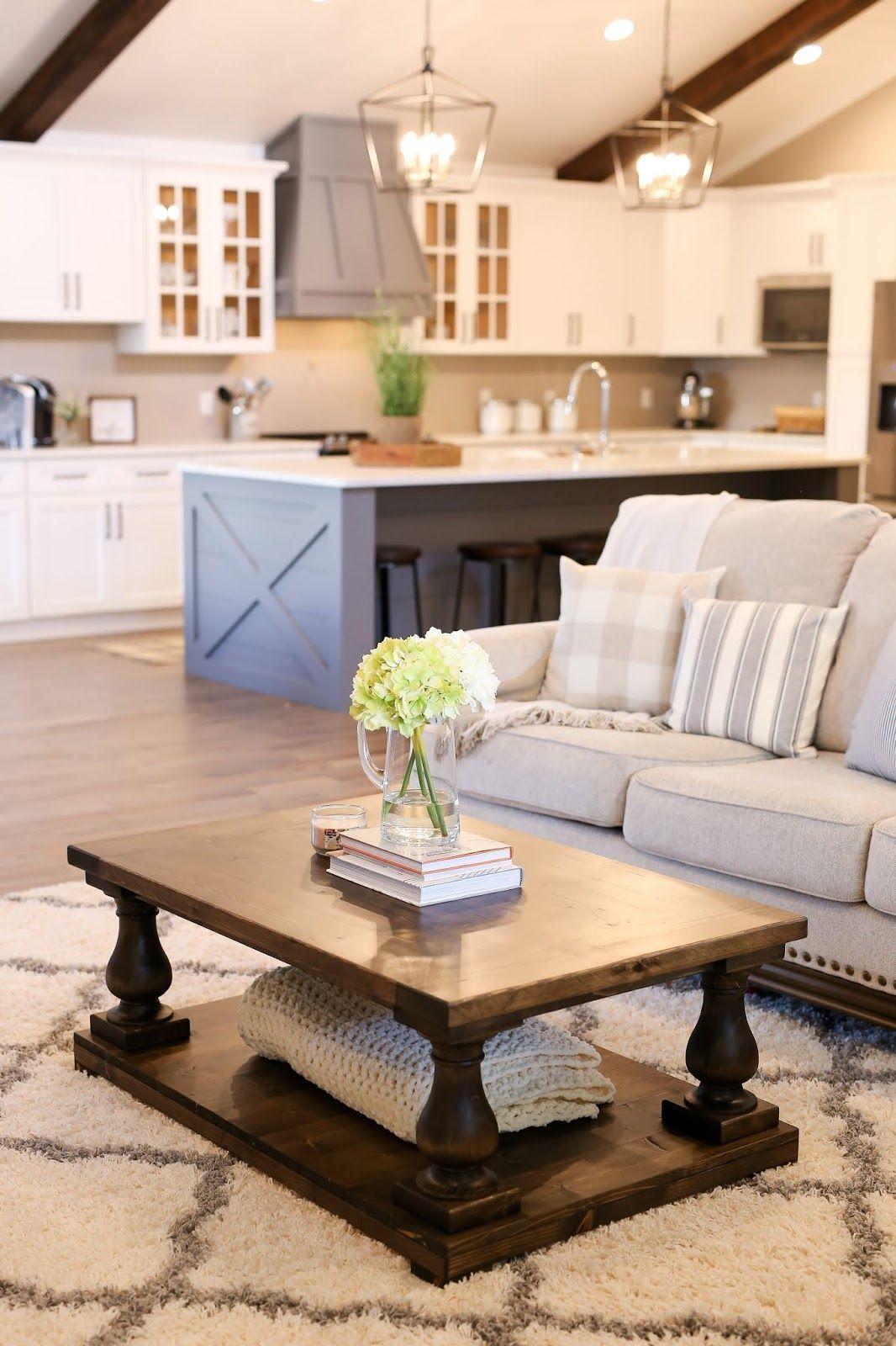 Balustrade coffee table diy plans wwwclassicallycourtney