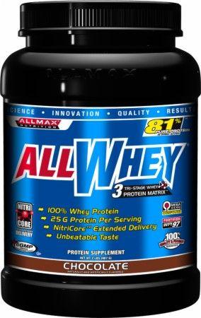 b89364d745c83 Allmax Nutrition Allwhey - 5 Lbs. - Vanilla   Jumpshare
