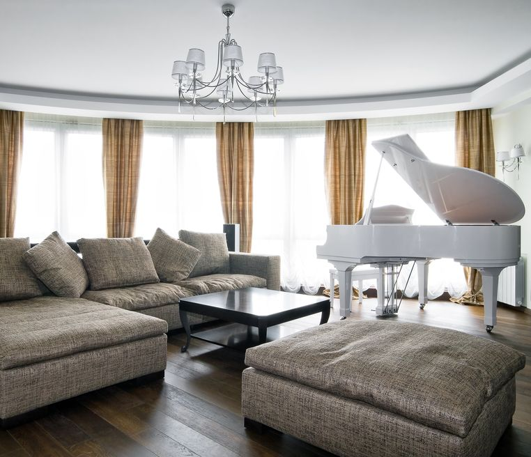 101 Beautiful Formal Living Room Ideas Photos Piano Living