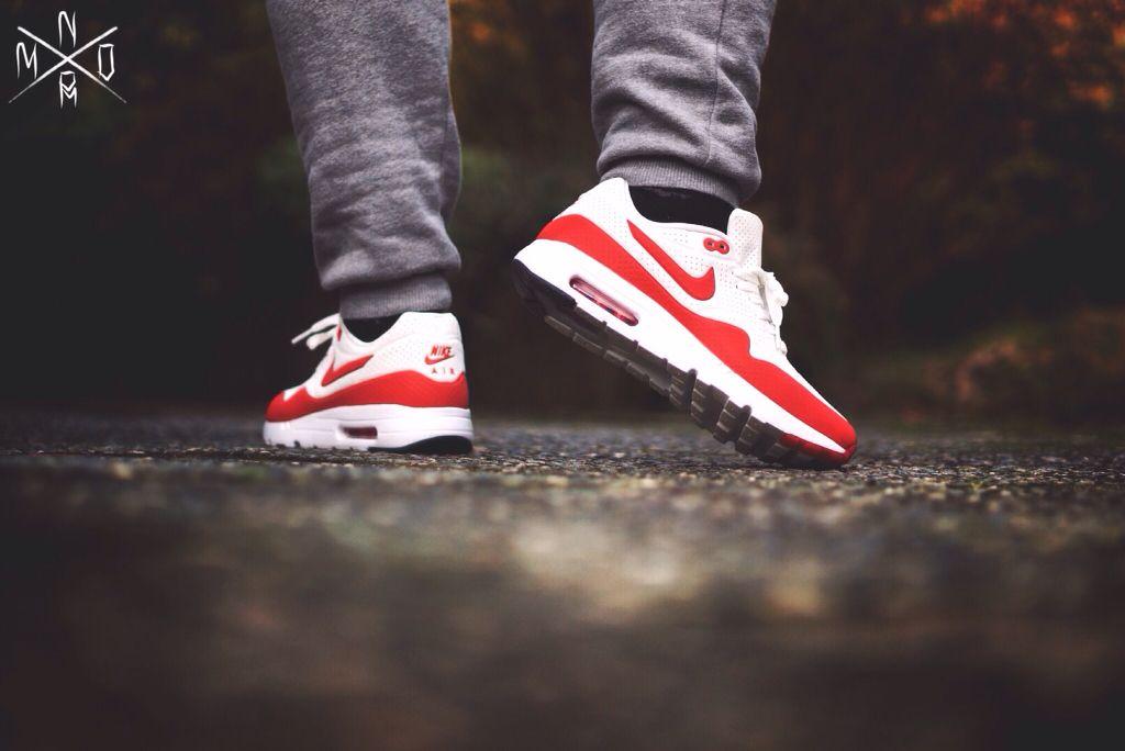 Nike air max ultra moire OG red