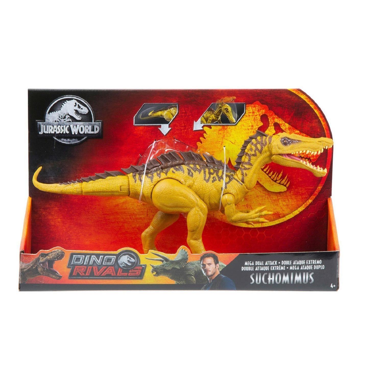 Jurassic World Mosasaurus Real Feel Action Figure MATTEL 2018 NEUF