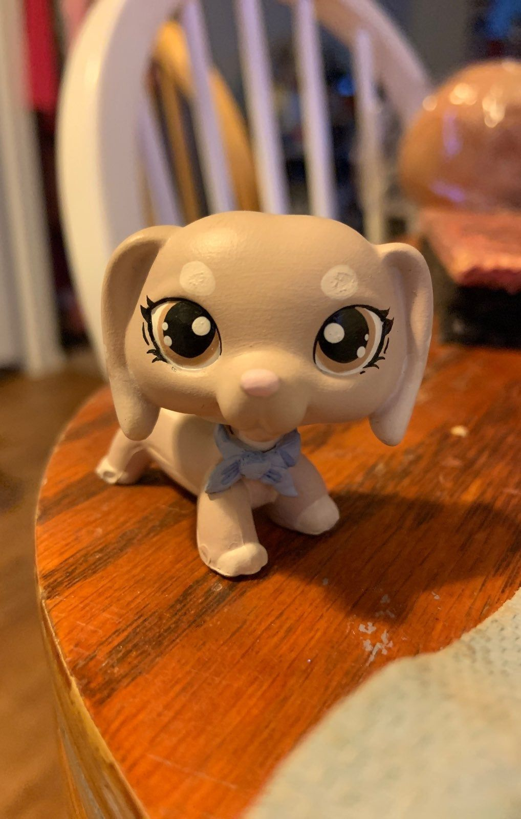 Lps Custom Not Made By Me Please Look At Photos Carefully In Good Condition Custom Lps Lps Toys Lps Dog
