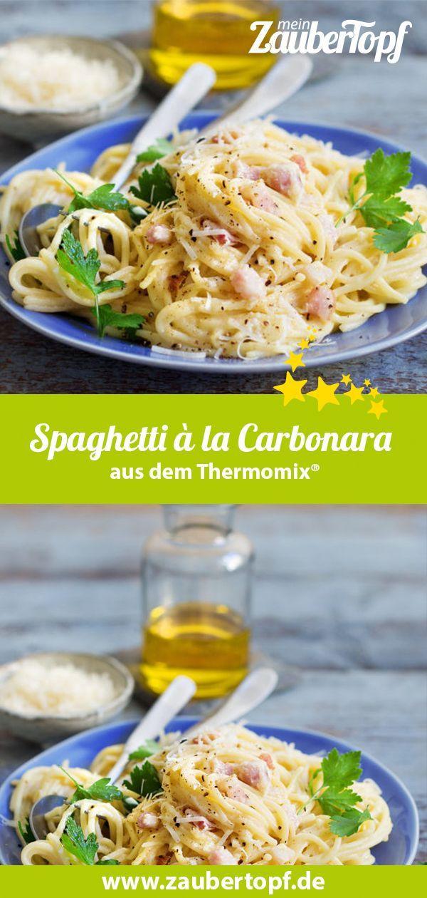 Photo of Spaghetti alla carbonara – recipe for the Thermomix®