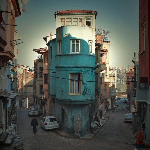 Fener, Istanbul by http://sakisda.deviantart.com/