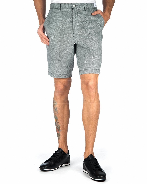 da37d1fac0 Pantalones Cortos Hombre HUGO BOSS ® Gris Pastel