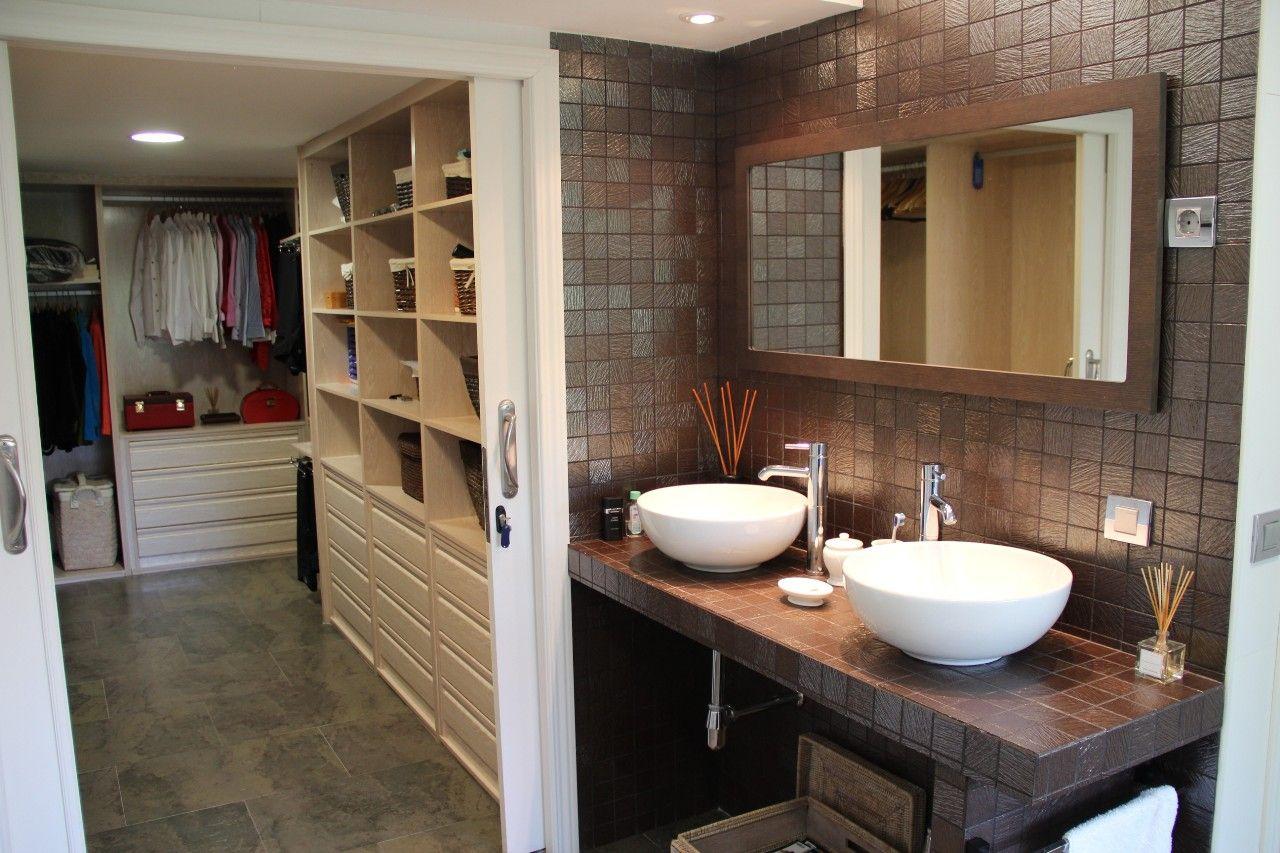 baño de diseño, #lujo, moderno. chalet en venta en monte rozas