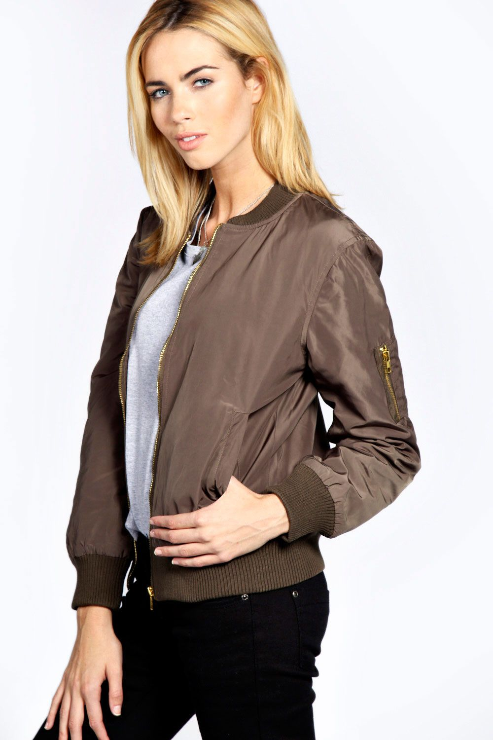 Madison MA1 Bomber Jacket at Bomber jacket