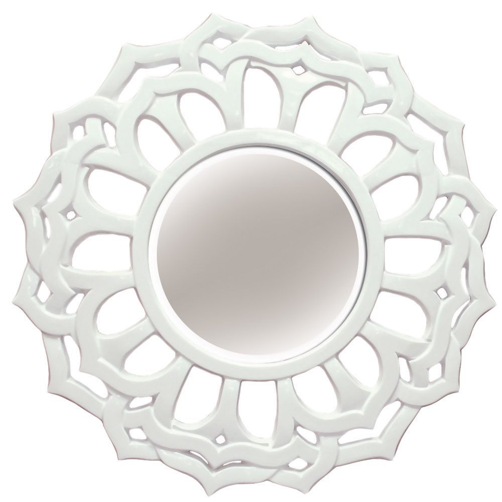 Fleur de lis decorative wall mirror overstock shopping great fleur de lis decorative wall mirror overstock shopping great deals on mirrors amipublicfo Choice Image