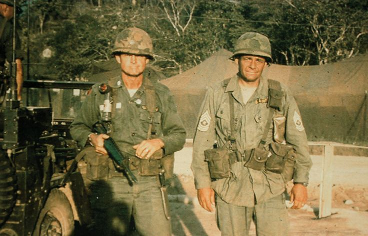 """We Were Soldiers"" Hal Moore Talks About The Battle For Ia Drang"