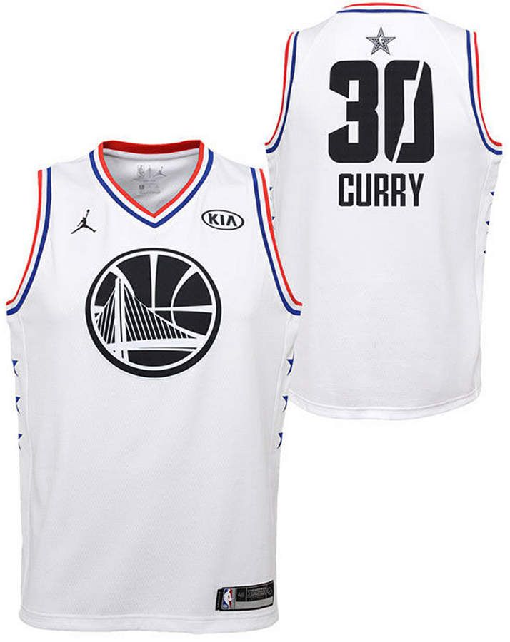newest 6cb34 625c4 Outerstuff Big Boys Stephen Curry Golden State Warriors All ...