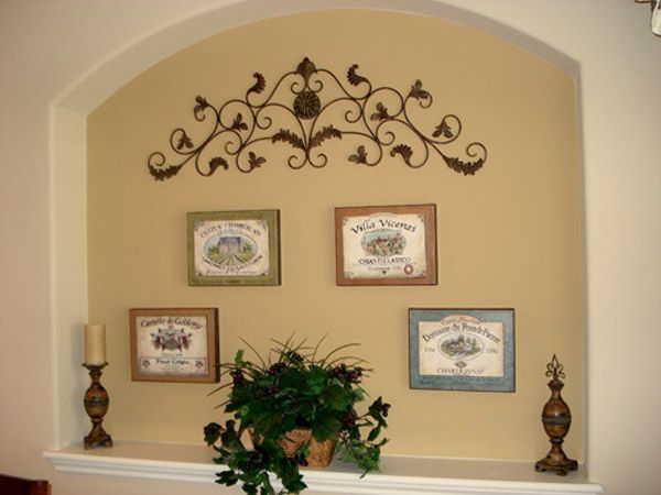 Large Wall Niche Decorating Ideas Recessed Wall Niche