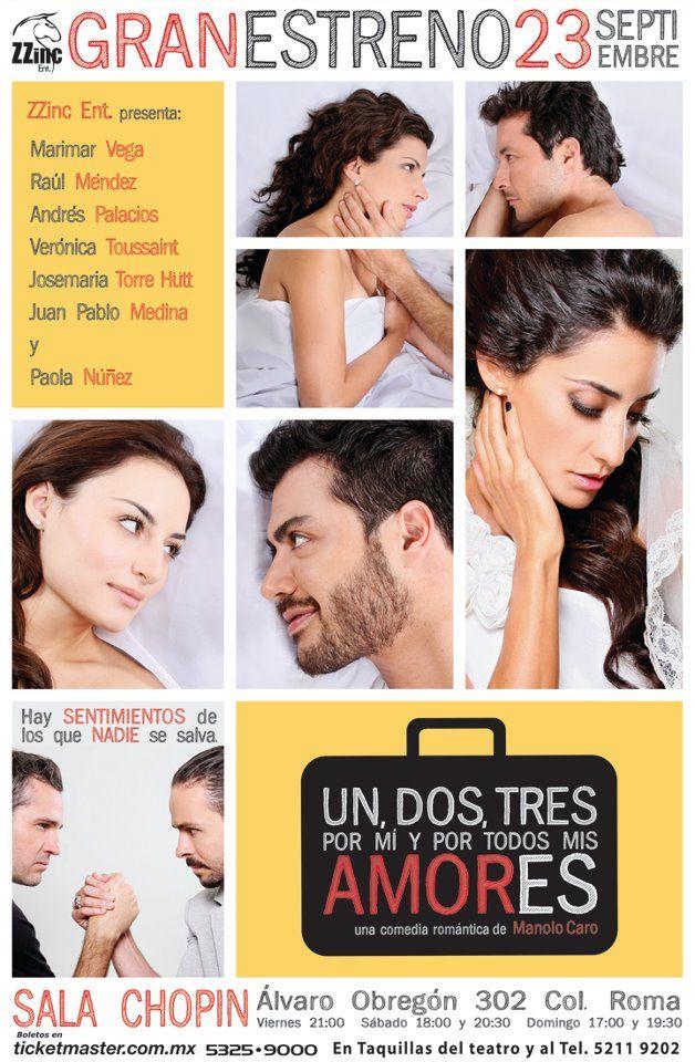 Un Dos Tres Por Mi Y Todos Mis Amores 2011 Comedias Romanticas
