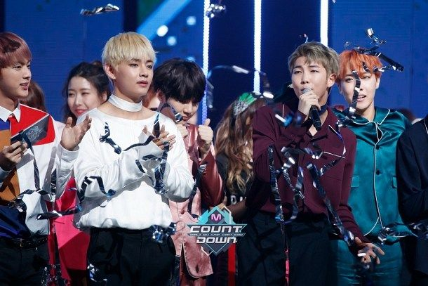 BTS at Mnet Mcountdown [161020]