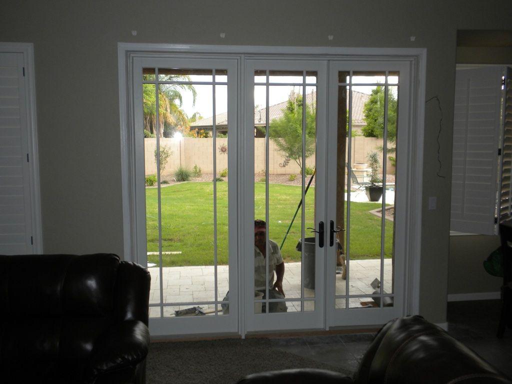 Scottsdale Arizona Install Fibergl French Door Perimeter