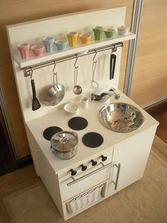 cucina giocattolo fai da te - Cerca con Google | The Girls ...