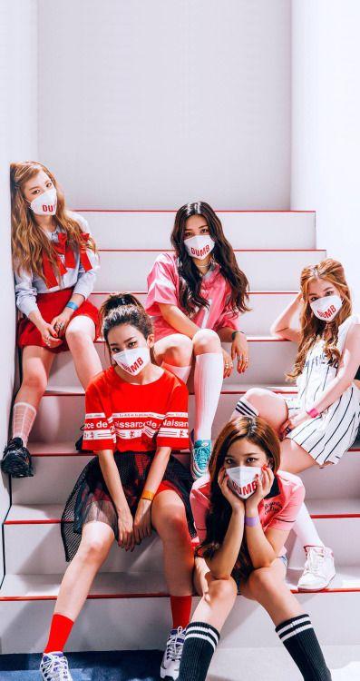 Red Velvet Wallpapers Tumblr Kpop Velvet Wallpaper