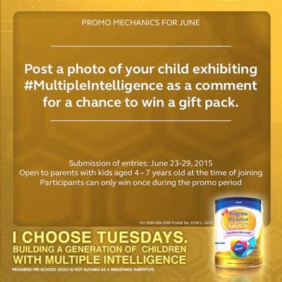 """Just a few more days to join + win in our #MultipleIntelligence """"I Choose"""" Promo. #MIxMumwrites  Simple mechanics are up on the blog, http://www.mum-writes.com/2015/06/3-tips-on-how-to-boost-your-childs-multipleintelligence-the-june-i-choose-promo/"""
