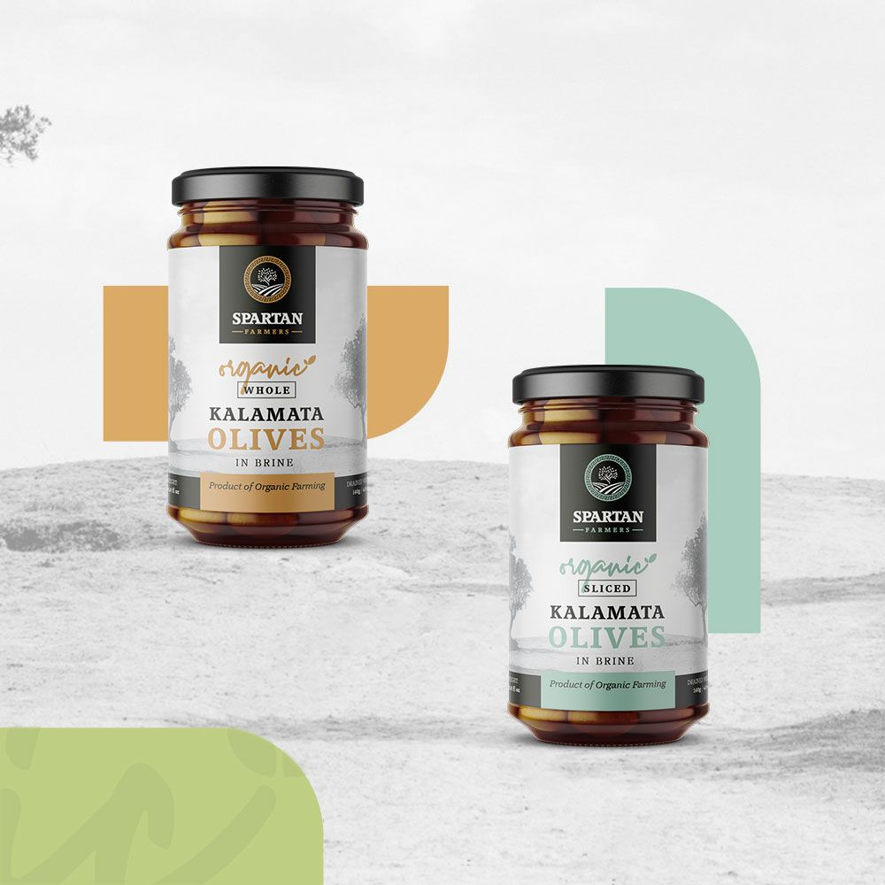 DESIGNOUS Creative Agency Spartan Farmers World Brand