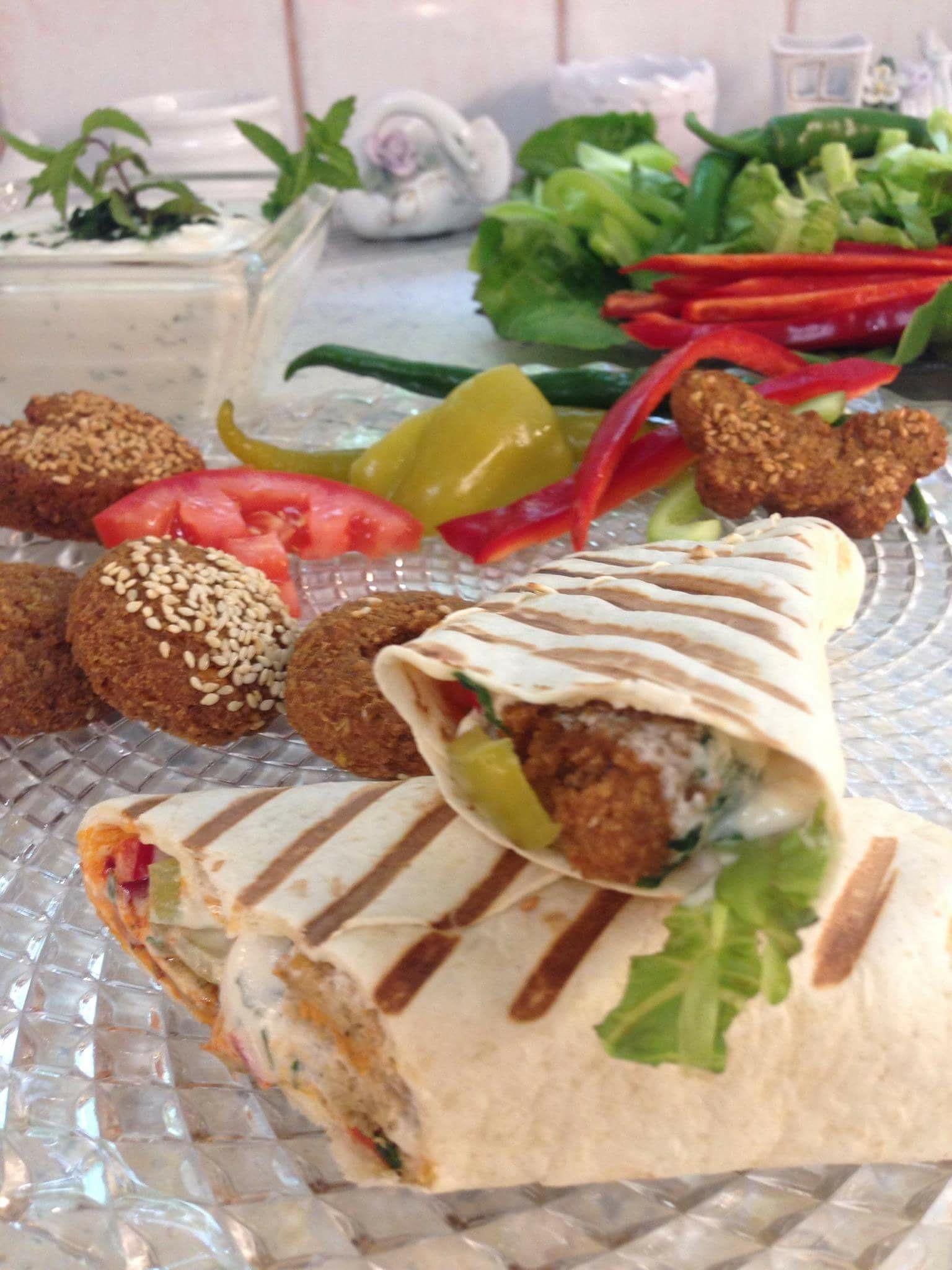 فلافل سوري على أصوله ناجح ومن أول مرة زاكي Food Breakfast Recipes Recipes