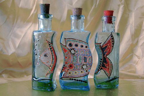 glass- tryptich by Ella Becker, via Flickr