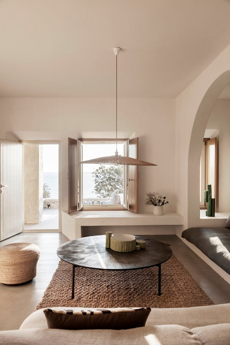 Residence In Mykonos I Picture Gallery Interior Architecture