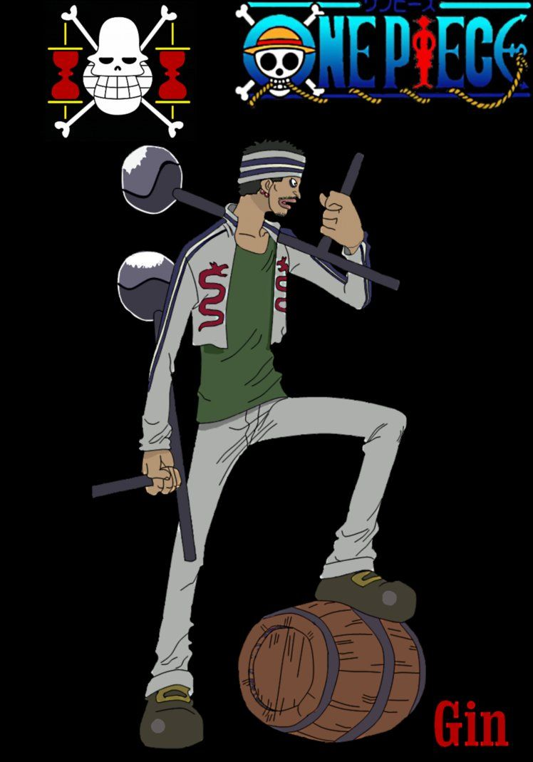 Gin Colored By Sturmsoldat1 On Deviantart One Pieceenemy Gin