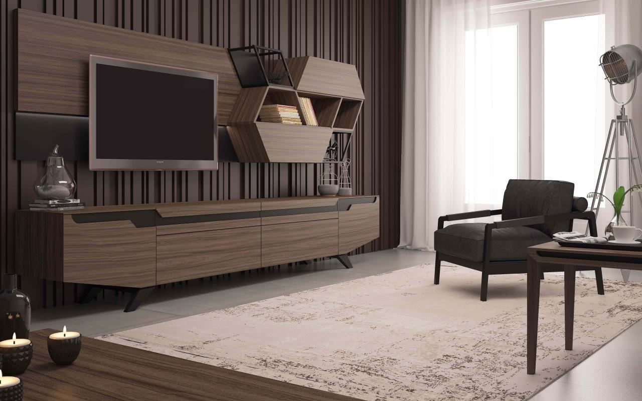 Bergama tv nitesi modoko masko adana design for Mobilya design