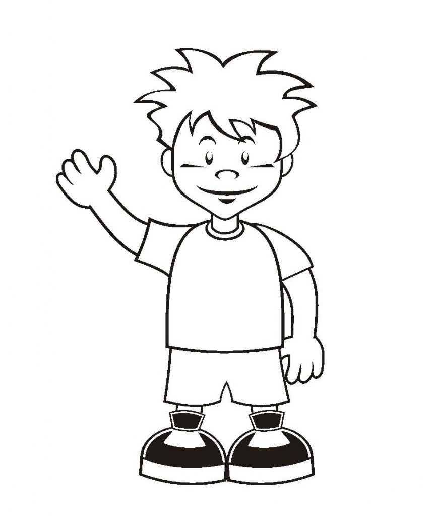 Anime Boy Coloring Pages Medium Size Of Anime Boy Coloring Pages ...