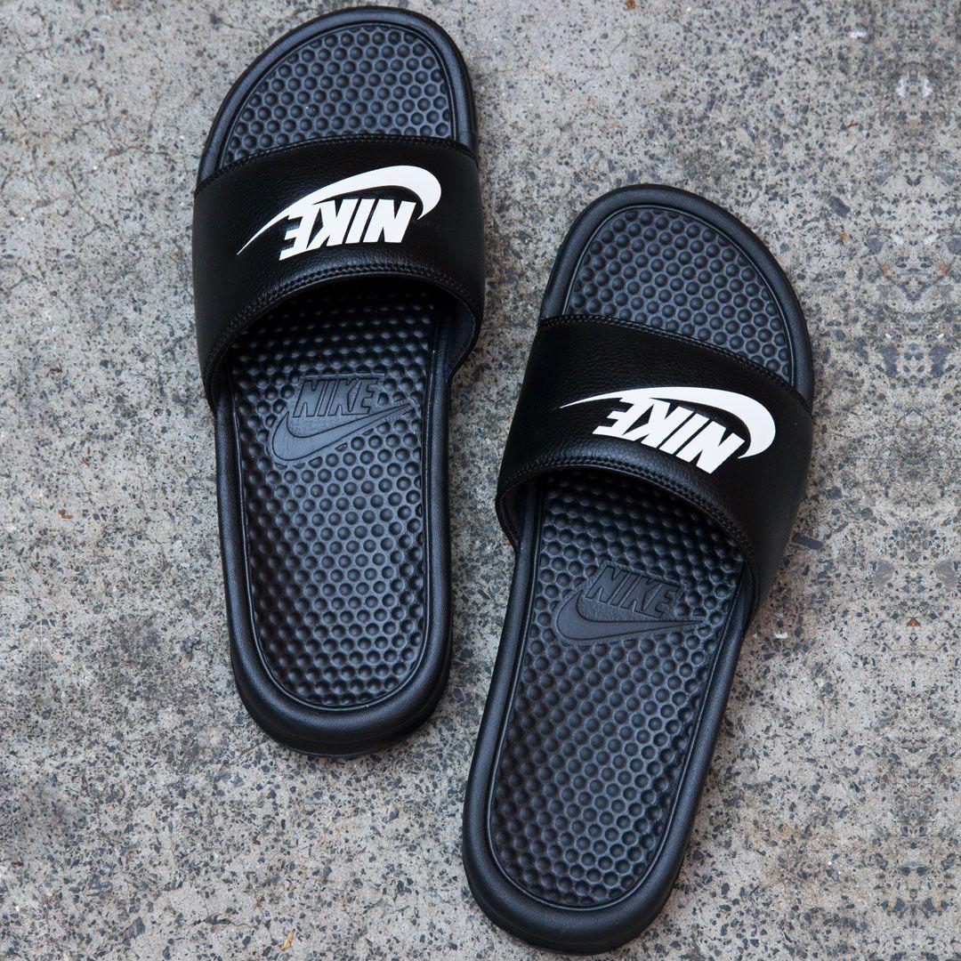 Nike Benassi Just Do It Slides   $40.00