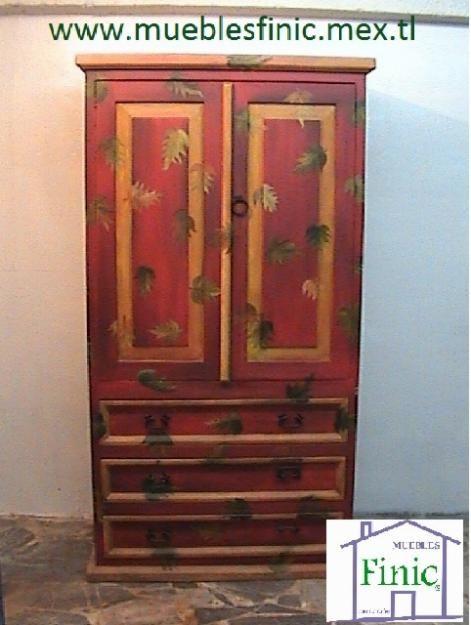 muebles rusticos comedor rustico recamara rustica fabricante ...