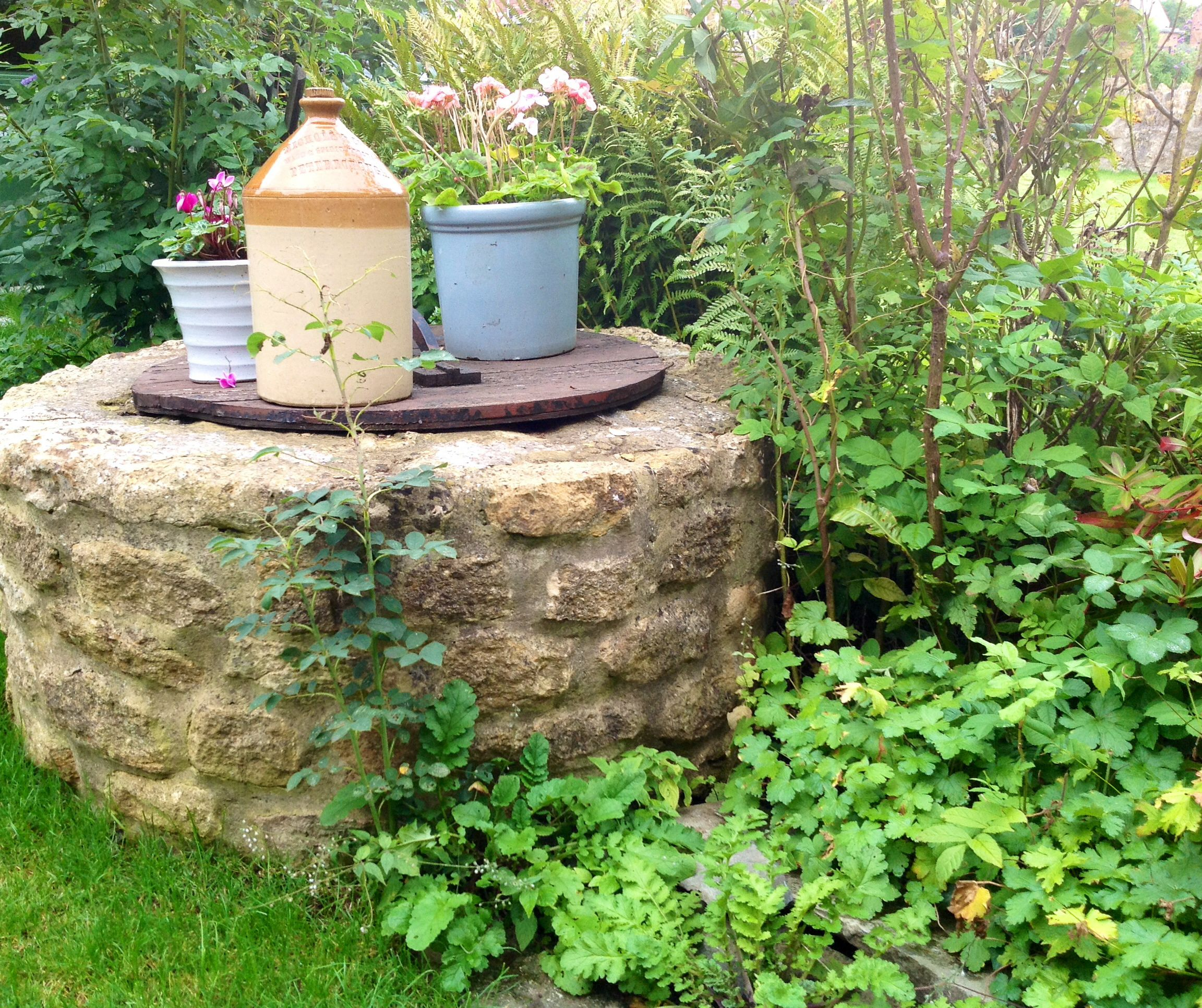 The Old Well At My Cottage