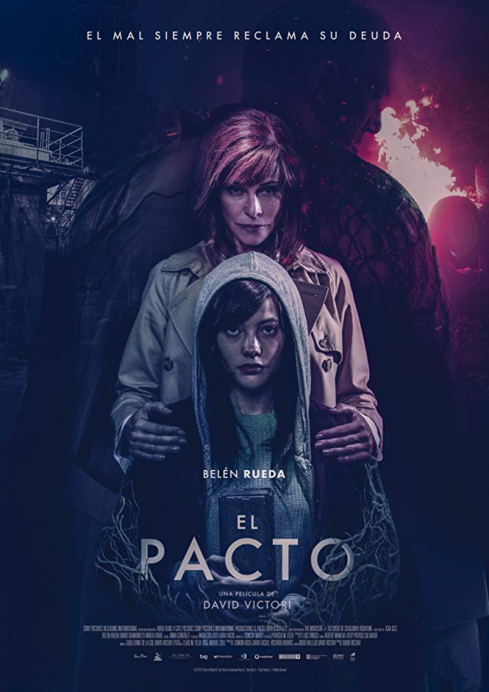 El Pacto 2018 Directed By David Victori Latest Horror Movies Scary Films Horror Dvd