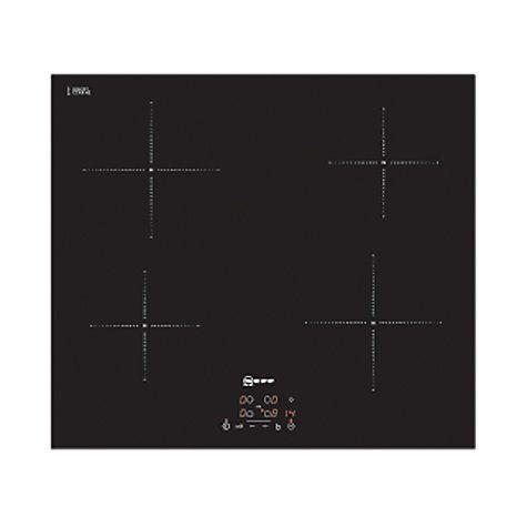 Buy Neff T40B30X2 Ceramic Induction Hob, Black Glass Online At Johnlewis.com