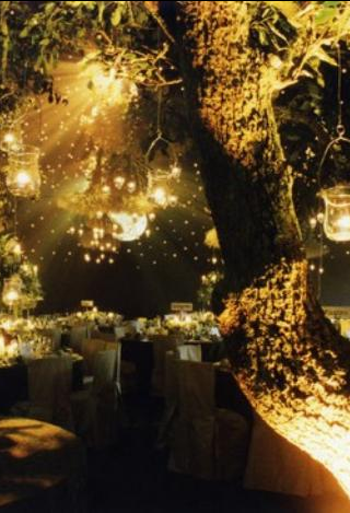Fairy Lighting Outdoor Party Lighting Http://pinterest.com/wineinajug/ Outdoor
