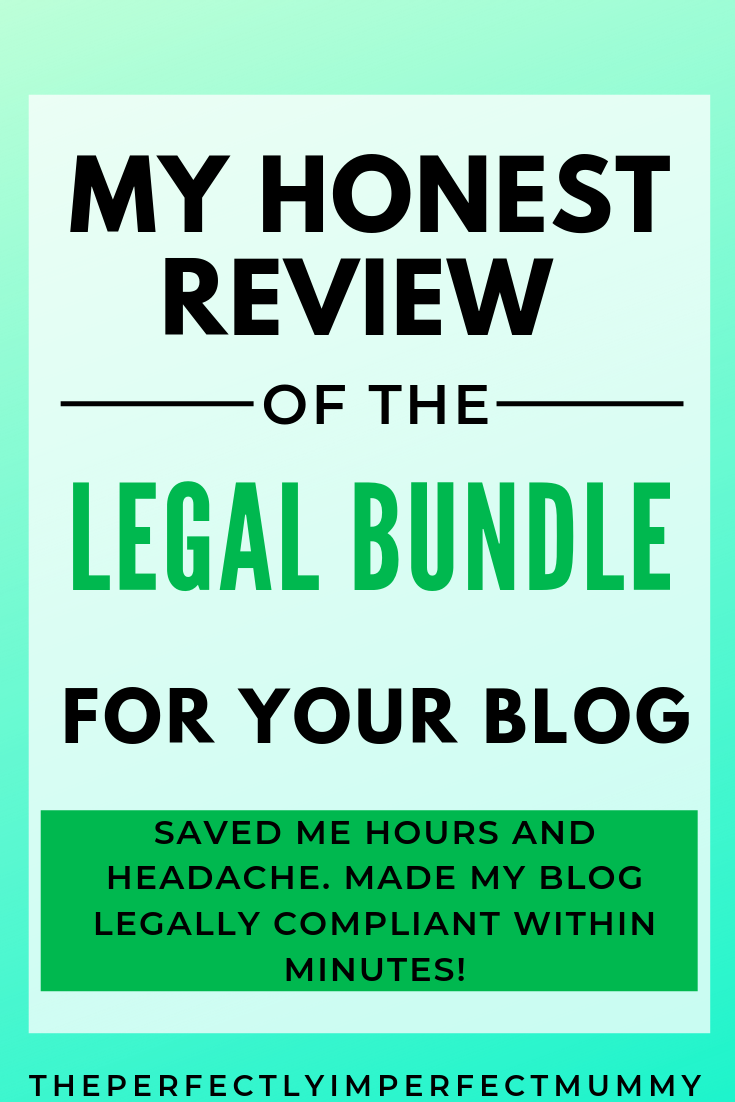 My Honest Review Of Amira S Legal Bundle For Your Blog About Me Blog Blog Legal How To Start A Blog