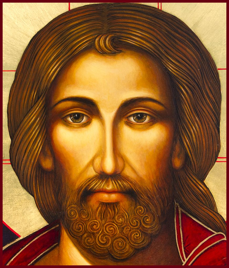 Catholic Icons Of Christ - Google Search
