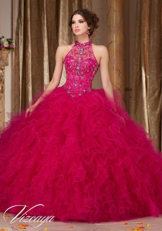 Vestidos elegantes para fiesta de quince