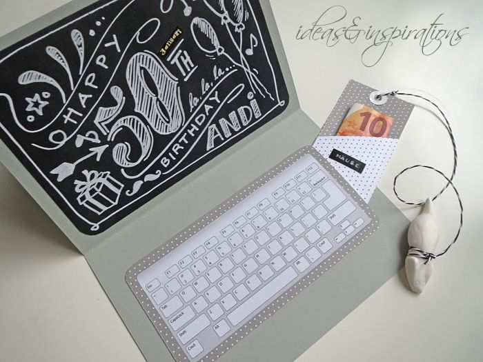 Ideas And Inspirations Laptop Zum Verschenken Laptop Give Away