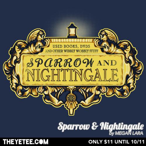 Sparrow and Nightingale