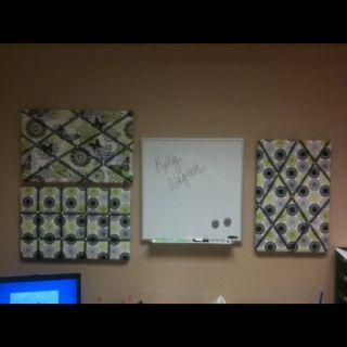 My wall at work!!!