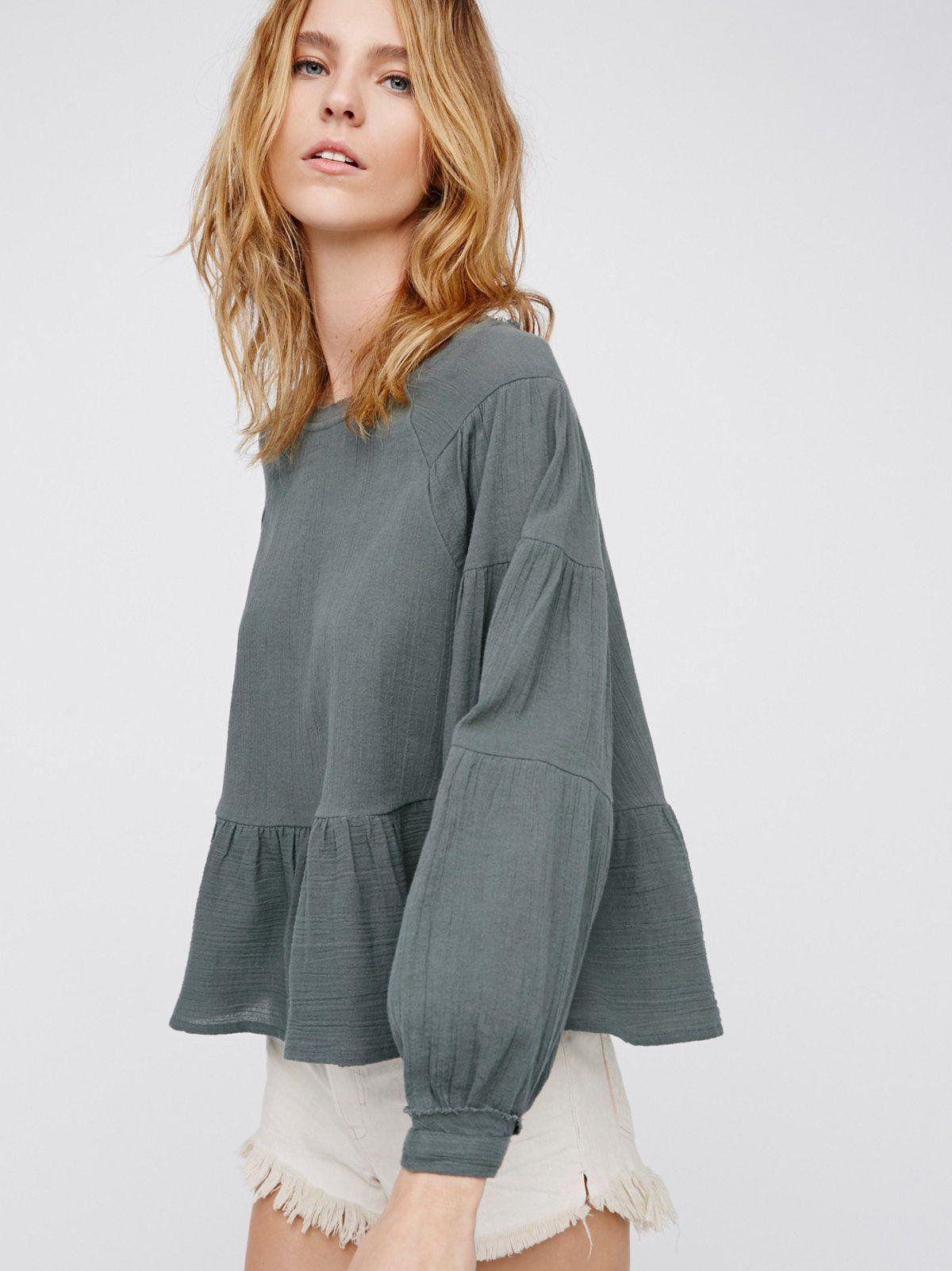 Крестьянка | Peasant style, Open shoulder tops, Style
